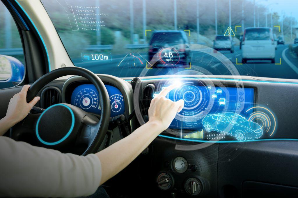 Hall sensor in transportation
